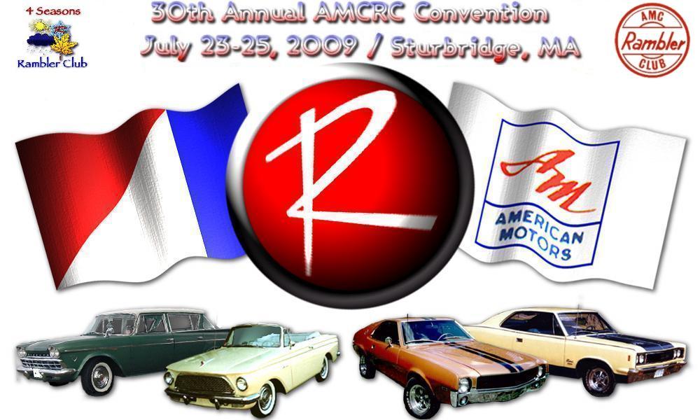 National Amc Rambler Car Club