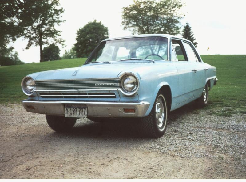 Amc Rambler Car Club 1964 1969 American Registry