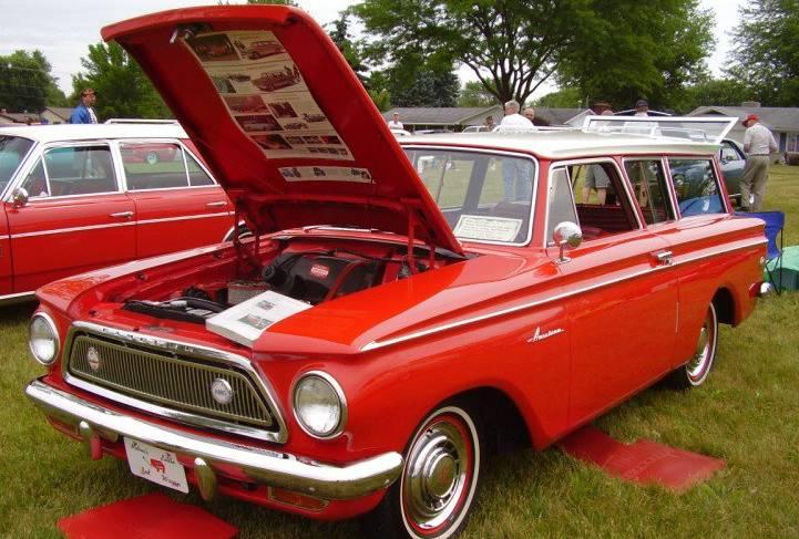 Amc Rambler Car Club 1958 1963 American Registry