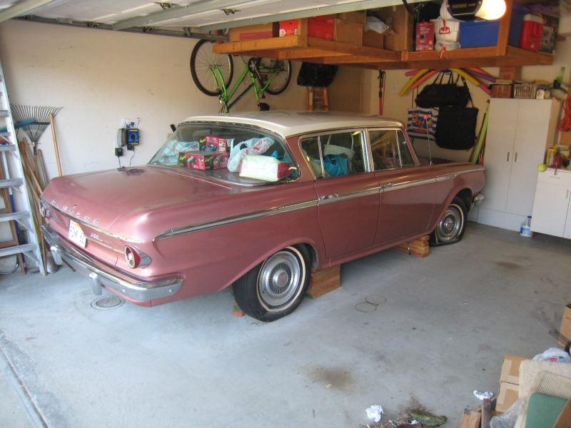S And S Auto Sales >> 1962 Rambler Classic 400 4dr for sale