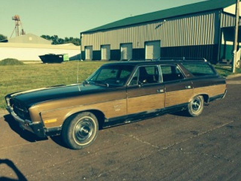 1970 AMC Ambassador SST wagon For Sale